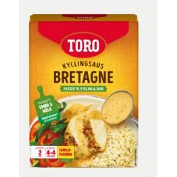 Kyllingsaus Bretagne