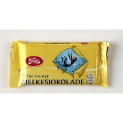 Melkesjokolade 24 grammes