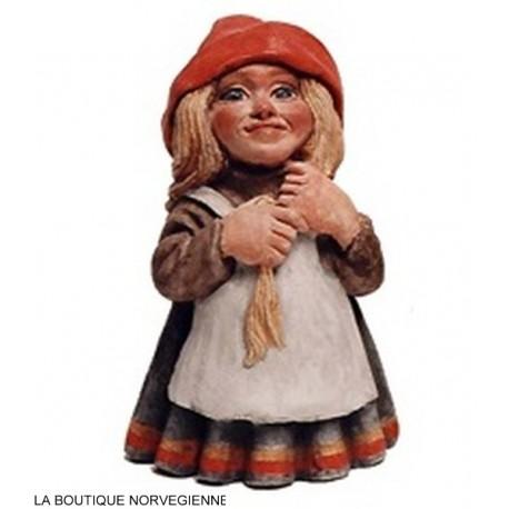 Lutin, fille de ferme
